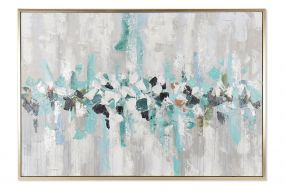 PICTURE CANVAS PS 156X3,8X106 ABSTRACT