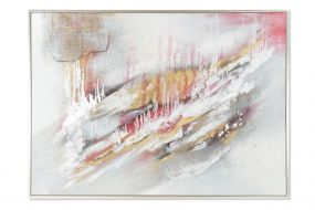 PICTURE CANVAS PS 187X3,8X126 ABSTRACT