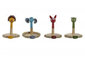 GAME WOOD 12X14 ANIMALS 4 MOD.