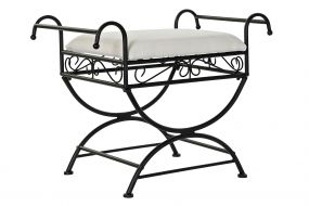 SHOE-REMOVING CHAIR FORGING POLYESTER 69X41X65