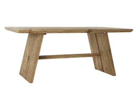 TABLE RECICLED WOOD 180X95X76