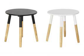 AUXILIARY TABLE WOOD 48X48X48 2 MOD.