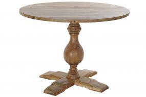 TABLE ACACIA 130X130X75