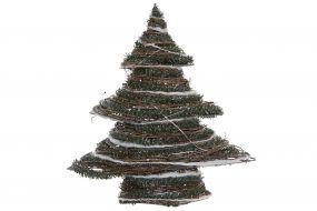 TREE LED PVC 35X10X40 NATURAL