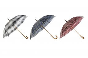 UMBRELLA POLYESTER 107X107X82 AUTOMATIC OPENING 3