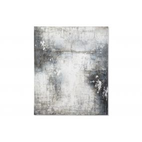 PICTURE CANVAS ACRYLIC 150X3,8X120 ABSTRACT
