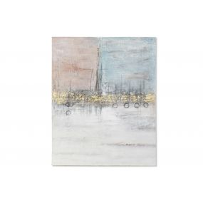 PICTURE CANVAS ACRYLIC 120X3,8X150 ABSTRACT
