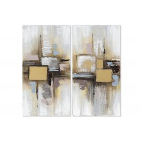 PICTURE CANVAS 60X2,5X30 ABSTRACT 2 MOD.