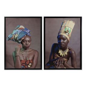 PICTURE CANVAS PS 65X3,5X90 AFRICAN 2 MOD.