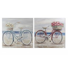 PICTURE CANVAS 100X3,5X100 BICYCLE 2 MOD.