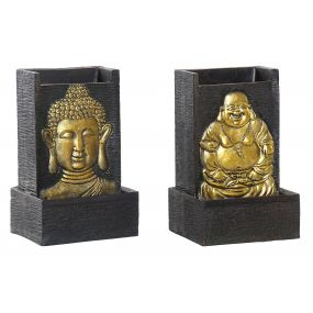 FOUNTAIN RESIN 17X12X26 BUDDHA 2 MOD.