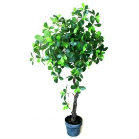 PLANT POLYESTER PVC 18X160