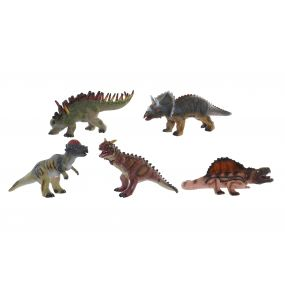 TOY PVC 28X13X17 DINOSAUR SOUND SOFT