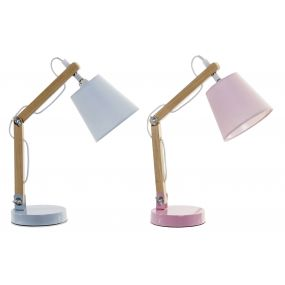 TABLE LAMP METAL PINE TREE 24X12X24,5 FLEXO 2 MOD.