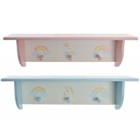 SHELVING WOOD MDF 60X13X17 1,62 UNICORN 2 MOD.