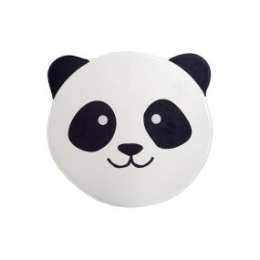 CARPET POLYESTER 67X71 PANDA WHITE