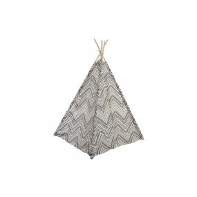 TIPI COTTON WOOD 120X120X160