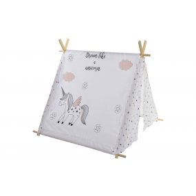 TIPI COTTON WOOD 110X110X106 UNICORN