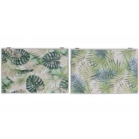 COUNTER COVER WOOD 46X6X32 TROPICAL 2 MOD.