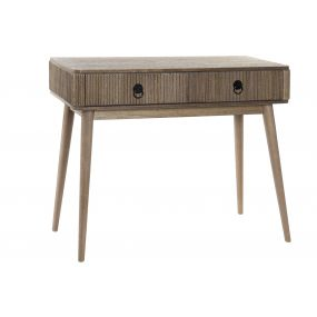CONSOLE TABLE PAULOWNIA 90X40X75 NATURAL