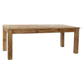 TABLE PINE TREE 200X90X76 WORN OUT NATURAL
