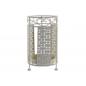 UMBRELLA STAND METAL 24X24X42