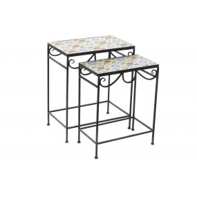 AUXILIARY TABLE SET 2 FORGING 48X30X58 MOSAIC