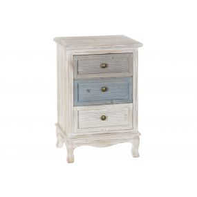 BEDSIDE TABLE SPRUCE DM 41,7X32X64