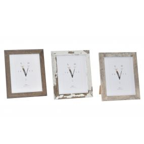 PHOTO FRAME MDF 20X25 WORN OUT 3 MOD.