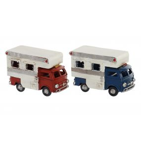 DECORATIVE VEHICLE METAL 11,5X5X8 RV 2 MOD.