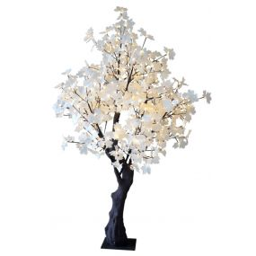 TREE LED METAL 100X100X200 576LEDS IP44 5M.CABLE