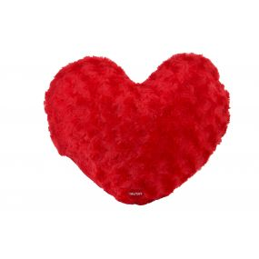 CUDDLY TOY POLYESTER LIGHT 35X33 0,24 HEART