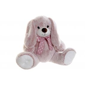 CUDDLY TOY POLYESTER 44X48X40 40CM PINK