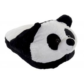 FOOT WARMER POLYESTER 30X40X20 PANDA BLACK