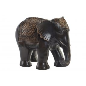 FIGURE RESIN 29,5X21,5X23 ELEPHANT