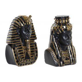 FIGURE RESIN 10X7X17 EGYPTIAN 2 MOD.