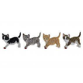 FIGURE RESIN 20,5X10,5X16,5 CAT 4 MOD.