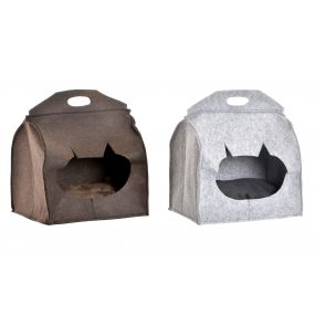 PET HOME FELT COTTON 33X25X39 CAT 2 MOD.