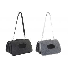 BAG FELT POLYESTER 45X2X26 PET TRIP 2 MOD.