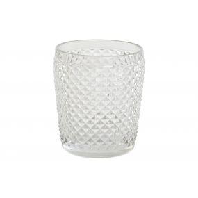 GLASS GLASS 8,5X10 RELIEF TRANSPARENT