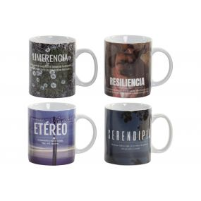 MUG PORCELAIN 12X8X10 360ML. DEFINITION 3 MOD.