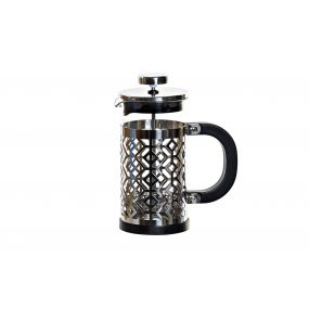 COFFEE MACHINE INOX 350ML SILVER