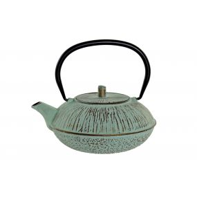 TEAPOT CAST IRON 20,2X17,5X16,2 1100 ML.