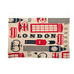 BLANKET ACRYLIC 130X170 LONDON