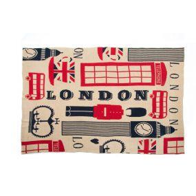 MANTA ACRILICO 130X170 LONDON