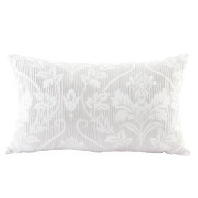 CUSHION POLYESTER 50X30 0,4 FLORAL