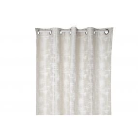 CURTAIN POLYESTER 140X270 160 GSM. ABSTRACT