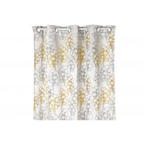 CURTAIN POLYESTER 140X270 180 GSM. GINKO