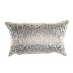CUSHION POLYESTER 50X30 350 GR. CLOUDS GREY