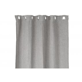 CURTAIN POLYESTER 140X270 180 GSM. SMOOTH OPAQUE